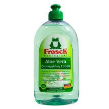 Frosch kézi mosogatószer, aloe vera, 0,5l