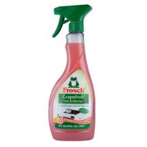 Frosch konyhai tisztító spray, grapefruit, 500ml