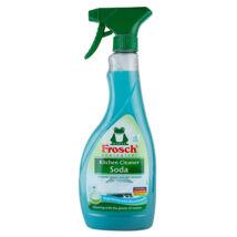 Frosch konyhai tisztító spray, szóda, 500ml