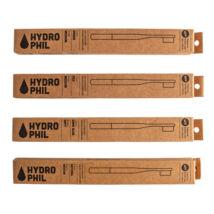 Hydrophil bambusz fogkefe, felnőtt, közepes sörtével - Válassz színt!