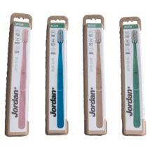Jordan Green Clean felnőtt fogkefék - Válassz színt és erősséget!