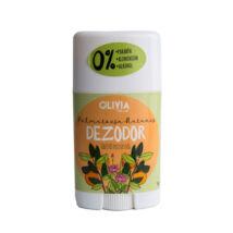 Olivia Natural deostift, pálmarózsa-narancs, 50ml