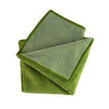 Vixi dörzsi kendő, zöld