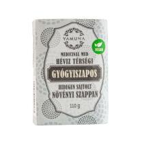 Yamuna hidegen sajtolt növényi szappan, Hévíz térségi gyógyiszap, 110g