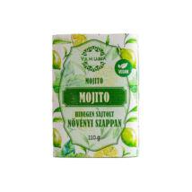 Yamuna hidegen sajtolt növényi szappan, mojito, 110g