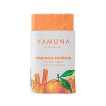 Yamuna hidegen sajtolt növényi szappan, narancs-fahéj, 110g