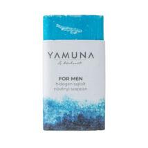 Yamuna hidegen sajtolt növényi szappan, tesztoszteron, 110g