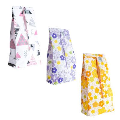 Greeny textil ajándéktáska - Válassz méretet és mintát!