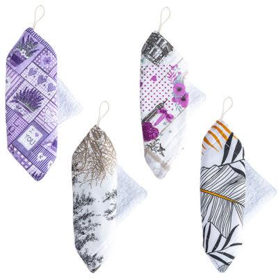 Greeny textil konyhai törlőkendő, 20x20cm - Válassz mintát!