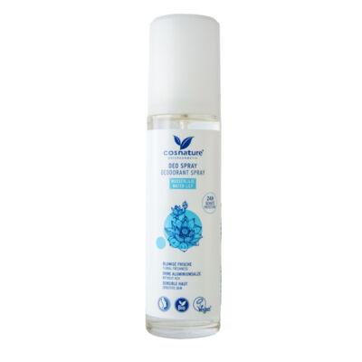 Cosnature dezodor spray, vízililiom, 75ml