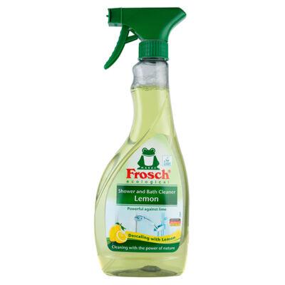 Frosch fürdőszoba tisztító spray, citrom, 500ml
