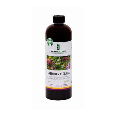 Greenman Floralia mikrobiológiai növényápoló készítmény, 1l