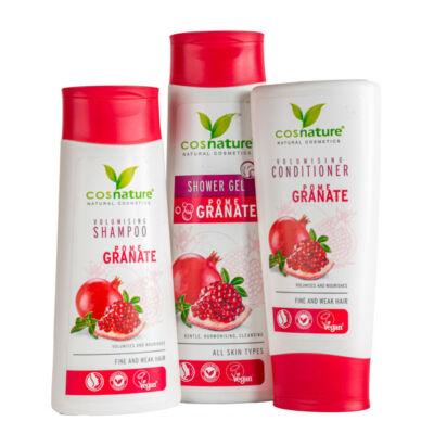 Greeny gránátalma fürdőkozmetikai csomag