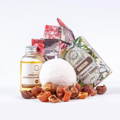 Greeny kókusz kozmetikai csomag 1