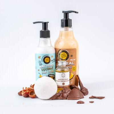 Greeny kókusz kozmetikai csomag 2