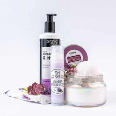 Greeny levendula kozmetikai csomag 1