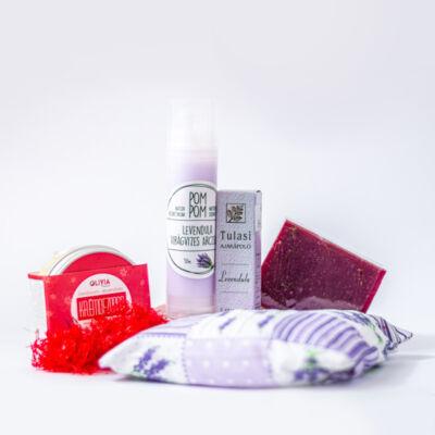 Greeny levendula kozmetikai csomag 2