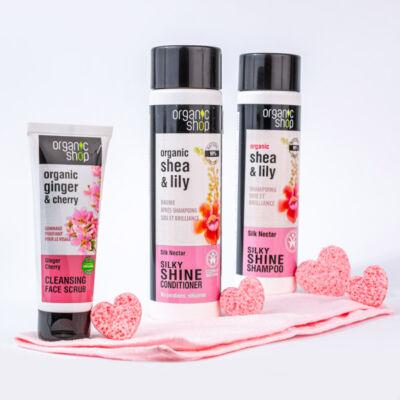 Greeny liliom-cseresznye kozmetikai csomag