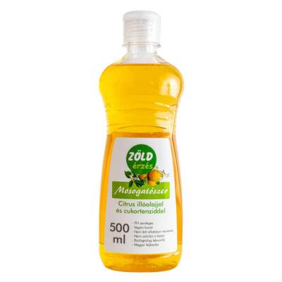 Zöld Érzés kézi mosogatószer koncentrátum, 500ml