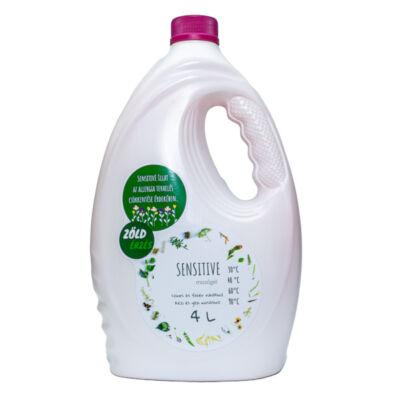 Zöld érzés mosógél Sensitive 4l