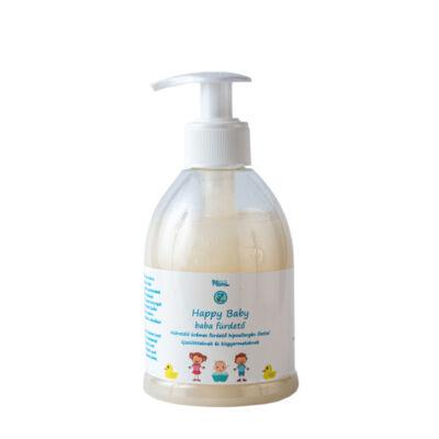 Happy Baby hidratáló krémes babafürdető, 300ml
