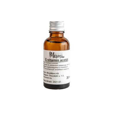 Mosómami E-vitamin acetát, 30ml