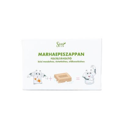 SensEco folttisztító szappan tömb, marhaepés, 140g