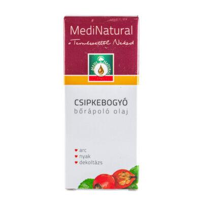 MediNatural csipkebogyóolaj, 20ml