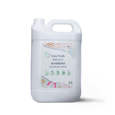 Easy Fresh - Nanofresh öblítő, BabyLove, hipoallergén illattal, 5l