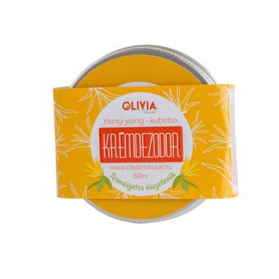 Olivia Natural krémdezodor, ylang-ylang&kubeba, 50ml
