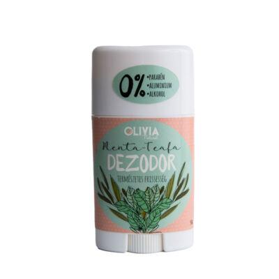 Olivia Natural deostift, menta-teafa, 50ml