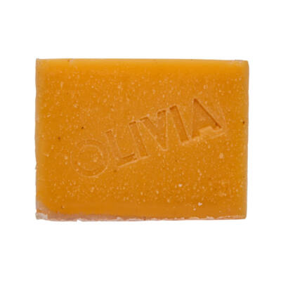Olivia Natural kézmosó szappan, borsmenta-citrom, 90g