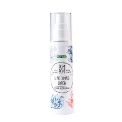 Pompom alakformáló lotion