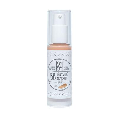 Pompom BB fényvédő arckrém, warm, 30ml