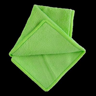 Vixi kozmetikai törlőkendő, zöld, 25x25cm