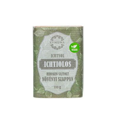 Yamuna hidegen sajtolt növényi szappan, ichtiolos, 110g