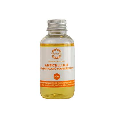 Yamuna növényi alapú masszázsolaj, anticellulit, 50ml